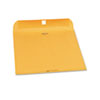 Clasp Envelope, 9 x 12, 28lb, Brown Kraft, 250/Carton
