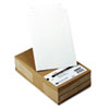 Quality Park™ Photo/Document Mailer, Redi-Strip, Side Seam, 6 x 8, White, 25/Box QUA64007