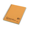 National® Brand Subject Wirebound Notebook, Narrow/Margin Rule, 10 x 8, Green, 80 Sheets RED33008