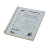Duplicate Lab Notebook, Quadrille Rule, 11 x 9, White/Yellow, 100 Sheets