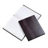 Blueline® Executive Notebook, College/Margin Rule, 9 1/4 x 7 1/4, White, 150 Sheets REDA7BURG