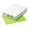 KALEIDOSCOPE MULTIPURPOSE COLORED PAPER, 24LB, 8.5 X 11, LIME, 500/REAM