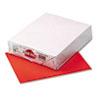 KALEIDOSCOPE MULTIPURPOSE COLORED PAPER, 24LB, 8.5 X 11, ROJO RED, 500/REAM