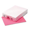Pacon® Kaleidoscope Multipurpose Colored Paper, 24lb, 8-1/2 x 11, Hyper Pink, 500/Ream PAC102206