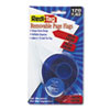 """Redi-Tag® Arrow Message Page Flags in Dispenser, """"Sign Here"""", Red, 120 Flags/ Dispenser RTG81024"""