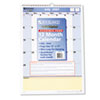 At-A-Glance QuickNotes Monthly Wall Calendar - Julian - Monthly - 1 Year - July 2016 till June 2017  AAGPM5328