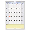 AT-A-GLANCE® QuickNotes Wall Calendar, 15 1/2 x 22 3/4, 2017-2018 AAGPM5428