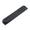 Safco® SoftSpot Proline Sculpted Keyboard Wrist Rest, Black SAF90208