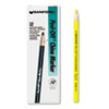 Sharpie® Peel-Off China Markers, Yellow, Dozen - 2083