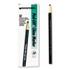 <strong>Sharpie®</strong><br />Peel-Off China Markers, Black, Dozen