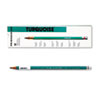 Turquoise Drawing Pencil, 2H, 1.98 mm, Dozen