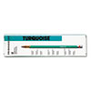 Turquoise Drawing Pencil, 4B, 1.98 mm, Dozen