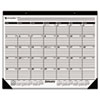AT-A-GLANCE® Ruled Desk Pad, 22 x 17, 2017 AAGSK2400