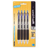 uni-ball® Signo 207 Retractable Gel Pen, Blue Ink, 0.7mm, 4/Pack SAN45532PP