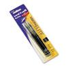 uni-ball® Refill for uni-ball Vision Elite Roller Ball, Bold, Black Ink, 2/Pack SAN61233PP
