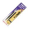 uni-ball® Refill for uni-ball Gel IMPACT RT Roller Ball Pens, Bold, Black, 2/Pack SAN65873PP