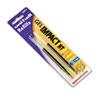 uni-ball® Refill for uni-ball Gel IMPACT RT Roller Ball Pens, Bold, Blue, 2/Pack SAN65874PP
