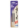 uni-ball® Refill for uni-ball Signo Gel 207, Medium, Blue Ink, 2/Pack SAN71207PP