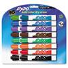 Dry Erase Markers, Chisel Tip, Assorted, 16/Set