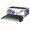 Samsung CLPY660B High-Yield Toner, 5000 Page-Yield, Yellow SASCLPY660B
