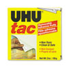 Tac Adhesive Putty, Removable/Reusable, Nontoxic, 3 oz Each