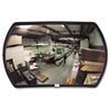 "See All® 160 degree Convex Security Mirror, 24w x 15"" h - RR1524"