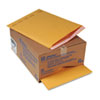Jiffylite Self Seal Mailer, #7, 14 1/4 x 20, Golden Brown, 25/Carton