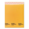Jiffylite Self Seal Mailer, #2, 8 1/2 x 12, Golden Brown, 10/Pack