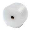 "<strong>Sealed Air</strong><br />Recycled Bubble Wrap, Light Weight 5/16"" Air Cushioning, 12"" x 100ft"