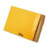 JIFFY RIGI BAG MAILER, #4, SQUARE FLAP, SELF-ADHESIVE CLOSURE, 9.5 X 13, NATURAL KRAFT, 200/CARTON