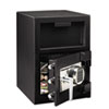 <strong>Sentry® Safe</strong><br />Digital Depository Safe, Extra Large, 1.3 cu ft, 14w x 15.6d x 24h, Black