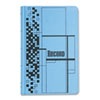 Adams® Record Ledger Book, Blue Cloth Cover, 500 7 1/4 x 11 3/4 Pages