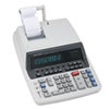 <strong>Sharp®</strong><br />QS-2770H Two-Color Ribbon Printing Calculator, Black/Red Print, 4.8 Lines/Sec