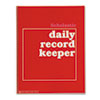 "Scholastic Grades K-6 Daily Record Keeper - 32 Sheet(s) - 8.50"" x 11"" Sheet Size - White Sheet(s) -  SHS0590490680"
