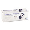 """Seiko Card Stock - 2.24"""" x 3.50"""" - 1 Each - White SKPSLPFCS2"""