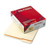 Smead® File Folder, 1/3 Cut First Position, Reinforced Top Tab, Letter, Manila, 100/Box SMD10335