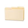 Smead® SuperTab File Folders, 1/3 Cut Top Tab, Legal, Manila, 100/Box SMD15301