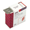 Smead® Single Digit End Tab Labels, Number 7, Gray, 250/Roll SMD67427