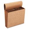Smead® Jan-Dec Indexed Expanding Files, 12 Pockets, Letter, Kraft SMD70186