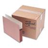 "Smead® 3 1/2"" Exp File Pocket, Straight Tab, Letter, Manila/Redrope, 50/Bx SMD73805"