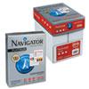 Navigator® Premium Multipurpose Paper, 97 Bright, 20lb, Letter, White, 200,000 Sheets/PLT SNANMP1120PLT