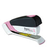 PaperPro® inCOURAGE 20 Desktop Stapler, 20-Sheet Capacity, Pink/White ACI1188