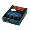 Southworth® 25% Cotton Recycled Business Paper, 20lb, 90 Bright, 8 1/2 x 11, 500 Sheets SOU603C