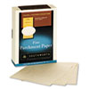 Southworth® Parchment Specialty Paper, Copper, 24lb, 8 1/2 x 11, 500 Sheets SOU894C