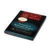Southworth® 100% Cotton Resume Paper, Ivory, 24lb, 8 1/2 x 11, Wove, 100 Sheets SOUR14ICF