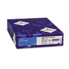 Strathmore 25% Cotton Business Stationery, 24lb, 8-1/2 x 11, Ultimate White, 500 Sheets STT300068