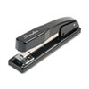 Swingline® Commercial Full Strip Desk Stapler, 20-Sheet Capacity, Black SWI44401S