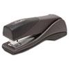 Swingline® Optima Grip Compact Stapler, Half Strip, 25-Sheet Capacity, Graphite SWI87815