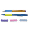 "Ribbed Pencil Cushions, 1-3/4"", Assorted, 50/Set"