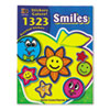 Teacher Created Resources Sticker Book, Smiles, 1,323/Pack TCR4223